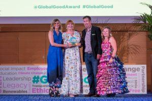 global good awards dress