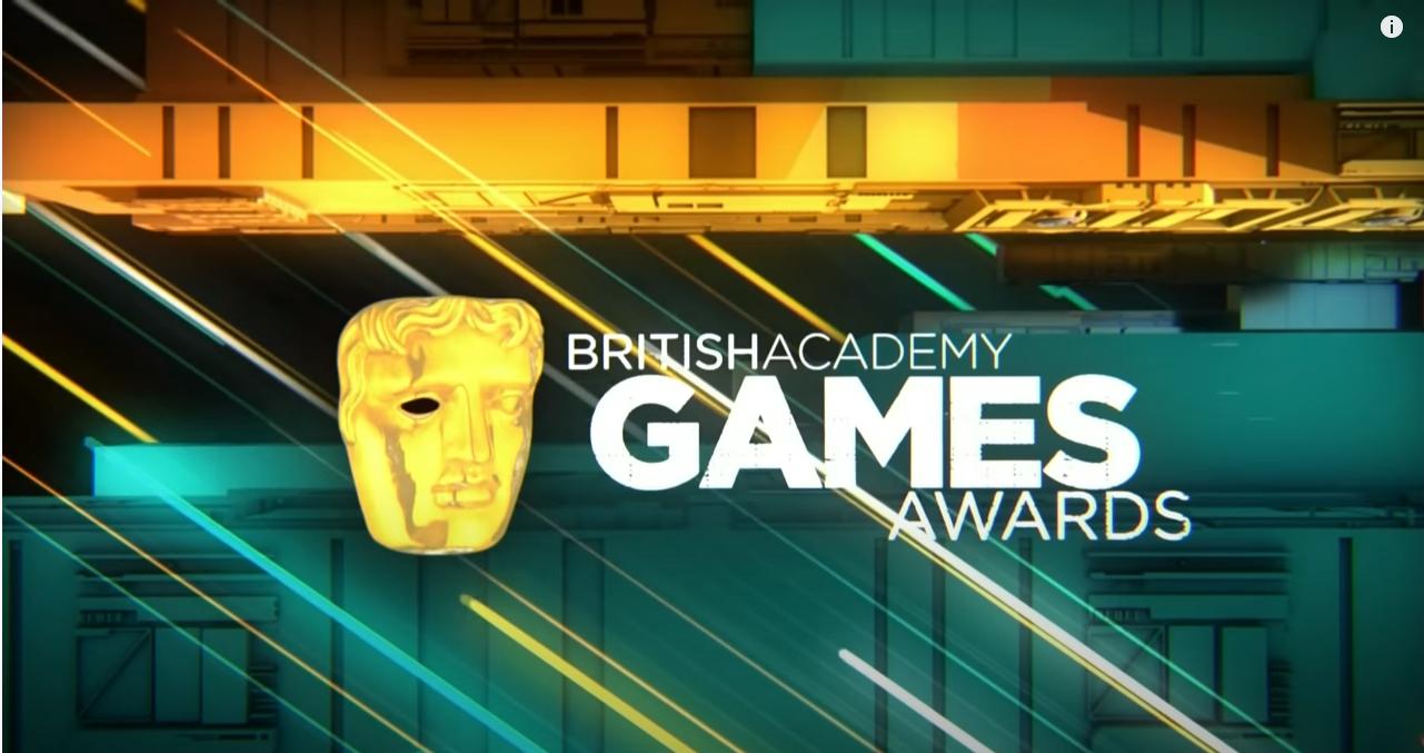 online award ceremonies Bafta Games Awards