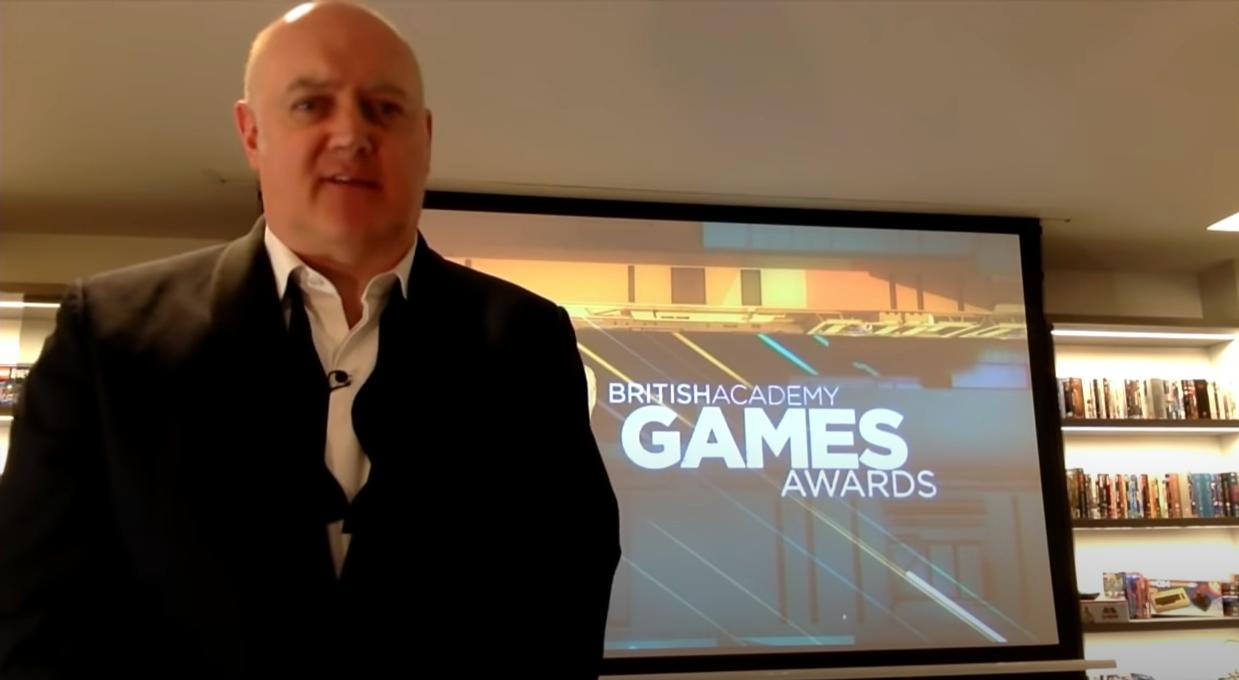 online award ceremonies bafta games awards dara